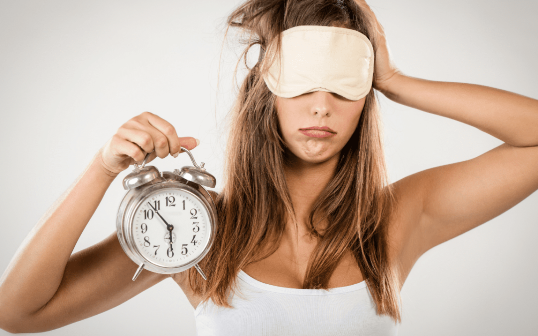 3 Main Causes of Insomnia